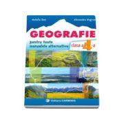 Geografie. Caiet de lucru pentru clasa a IV-a - Pentru toate manualele alternative (Editie revizuita si adaugita)