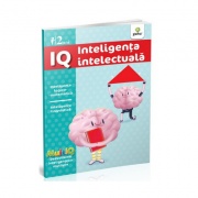 IQ - Inteligenta intelectuala - Inteligenta logico-matematica. Inteligenta lingvistica (2 ani)