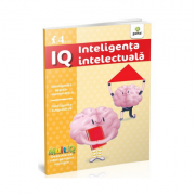 IQ - Inteligenta intelectuala - Inteligenta logico-matematica. Inteligenta lingvistica (4 ani)