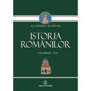 Istoria romanilor vol. VIII (Academia Romana)