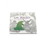 Lumi fantastice - Carte de colorat (Angelika Stubner)
