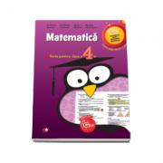 Matematica. Teste pentru Evaluarea Nationala, clasa a IV-a - Ana Maria Canavoiu