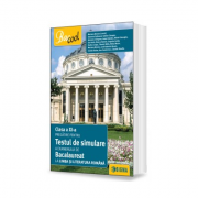 Pregatire pentru testul de simulare a examenului de Bacalaureat 2017 la Limba si literatura romana - Pentru clasa a XI-a