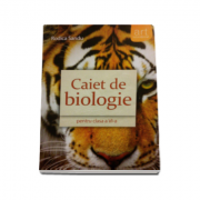 Caiet de biologie pentru clasa a VI-a - Rodica Sandu