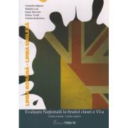 Evaluare Nationala la finalul clasei a VI-a Limba Romana - Limba Engleza