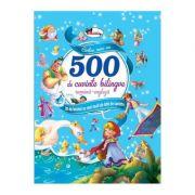 Cartea mea cu 500 de cuvinte bilingve - Romana-Engleza