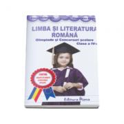 Olimpiade si concursuri scolare pentru clasa a 4-a, Limba si literatura romana - Elena Stefanescu