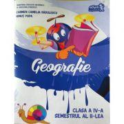Geografie clasa a IV-a semestrul 2 (Carmen Camelia Radulescu)