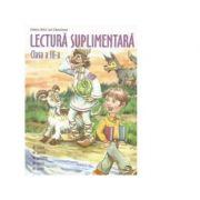 Lectura suplimentara, pentru clasa a III-a - Basme, povesti, povestiri, poezii, fabule