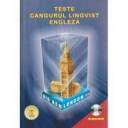 Teste Cangurul Lingvist Engleza (CD audio inclus)