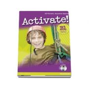 Activate! B1 Workbook - with key with iTest CD-ROM (Suzanne Gaynor)