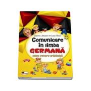 Comunicare in limba germana pentru gradinita - Cristina Johnson
