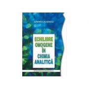 Echilibre omogene in chimia analitica
