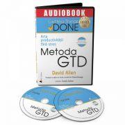 Metoda GTD. Arta productivitatii fara stres (CD MP3 16: 03 Ore)