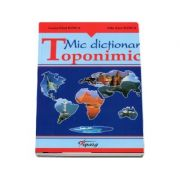 Mic dictionar toponimic