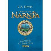 Cronicile din Narnia. Calatorie cu Zori de zi - vol. 5