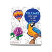 Colectia Coloreaza dupa numere - Relaxare (David Woodroffe)