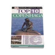 Top 10 Copenhaga. Ghiduri turistice vizuale