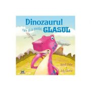 Dinozaurul care si-a pierdut glasul - Russell Punter, Andy Elkerton