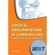Logica, argumentare si comunicare, bacalaureat 2017 pregatire intensiva