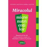 Miracolul micronutrientilor