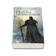Urzeala Tronurilor - Saga cantec de gheata si foc, Cartea I - George R. R. Martin (Editia 2017)