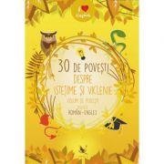 30 de povesti despre istetime si viclenie. Volum bilingv roman-englez