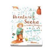 Aventurile lui Sacha in Castelul Fermecat - Ilustratii de Alexia Udriste