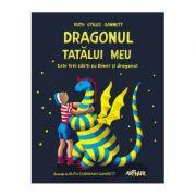 Dragonul tatalui meu. Cele trei carti cu Elmer si dragonul (Editie Paperback)