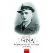 Jurnal Ion Ratiu - Inceputurile unui exil indelungat, vol. 1