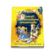 Cele mai frumoase Povesti din literatura universala (Bibliografie scolara recomandata)