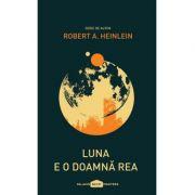 Luna e o doamna rea (Robert A. Heinlein)