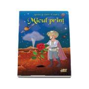 Micul print - Intr-o traducere literara exceptionala, ilustrata color cu desenele originale ale autorului
