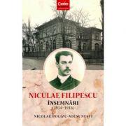 Insemnari Niculae Filipescu (1914 - 1916)