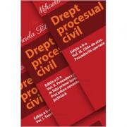 Pachet Drept procesual civil (3 Volume)