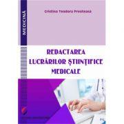 Redactarea lucrarilor stiintifice medicale