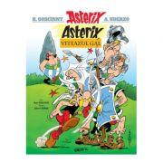 Asterix, viteazul gal - Rene Goscinny (Editie Hardcover)