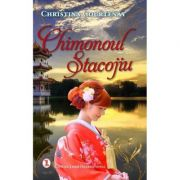 Chimonoul stacojiu - Christina Courtenay