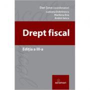 Drept Fiscal - Sova Dan (Editia a III-a)