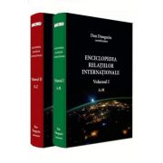 Enciclopedia relatiilor internationale, vol. 1+2