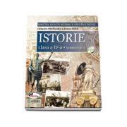 Istorie manual pentru clasa a IV-a, semestrul I si semestrul al II-lea (Contine editia digitala) - Cleopatra Mihailescu, Tudora Pitila