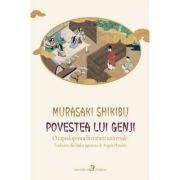 Povestea lui Genji - Murasaki Shikibu