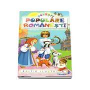 Povesti populare romanesti - Editie ilustrata