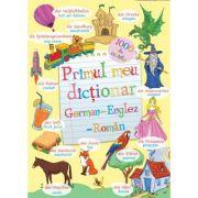 Primul meu dictionar German-Englez-Roman (2017)