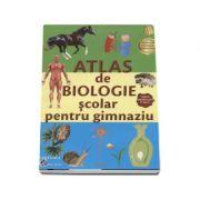 Atlas de Biologie scolar pentru gimnaziu - Conform programei scolare in vigoare (Colectia Atlasele Gimnaziului) - Marius Lung