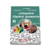 Auxiliar de Aritmetica, Algebra si Geometrie pentru clasa a VI-a - Artur Balauca (Editie 2016)