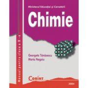 Chimie - Manual pentru clasa a IX-a (Georgeta Tanasescu)