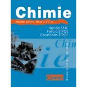 Chimie - Manual pentru clasa a VIII-a (Sanda Fatu)