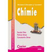 Chimie / SAM - Manual pentru clasa a IX-a (Sanda Fatu)