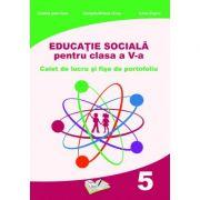 Educatie Sociala pentru clasa a V-a - caiet de lucru
